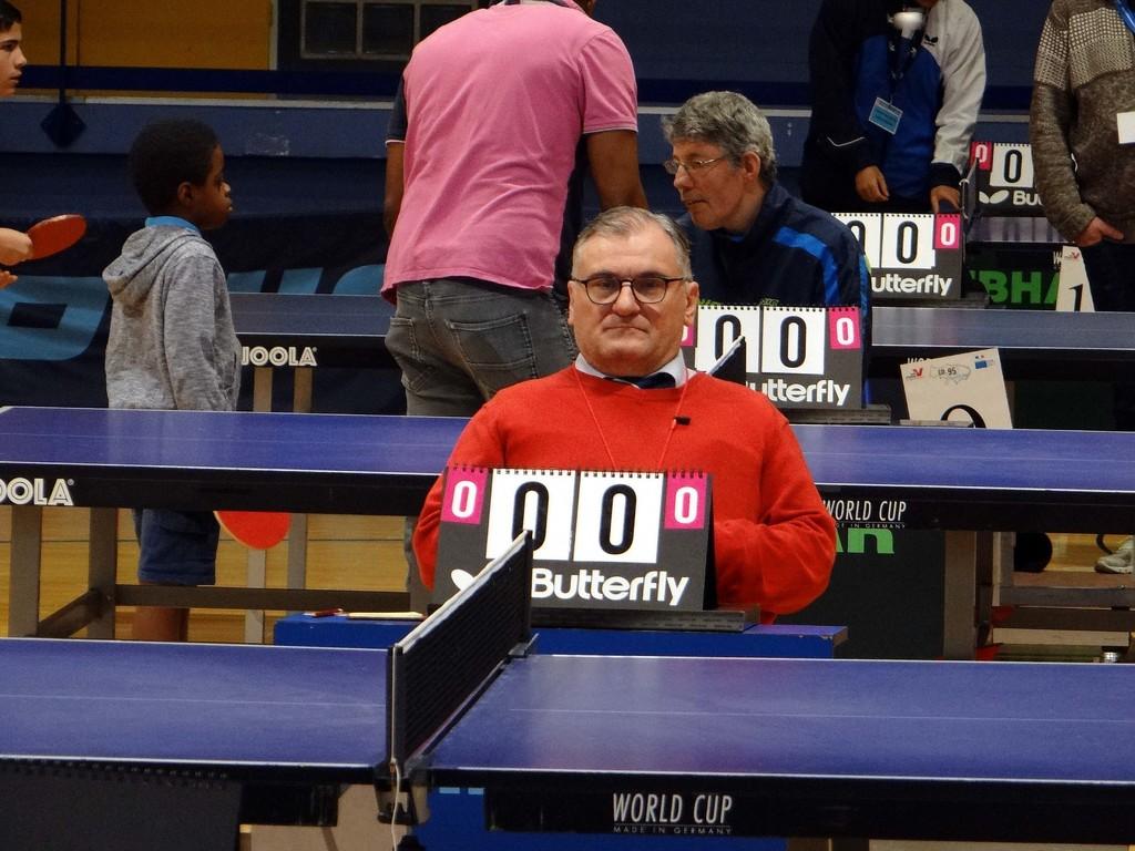 Challenge bernard jeu 2019 taverny tennis de table - Calculateur de points tennis de table ...